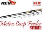 Nevis Motive Carp Feeder 3,9m 50-180g (1476-390) feeder bot