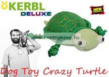 Kerbl Animals Crazy Turtle 11cm (82619) kutyajáték