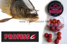 Profess Mini Boilies Method Feeder Perfect 12mm SZÚNYOGLÁRVA-KENDER 100ml - mini bojli