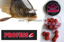 Profess Mini Boilies Method Feeder Perfect 12mm SZÚNYOGLÁRVA-KENDER 100ml - mini bojli pop up
