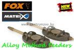 Fox Matrix Alloy Method Feeders Large 45g feeder kosár (GFR180)