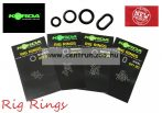 Korda Products Rig Ring Oval fémkarika (KRRO)