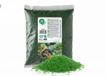 JK Animals Aquariumsand Green kavics akvárium dekor - ZÖLD 2kg (18550)