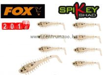 Fox Rage Micro Spikey Shad Salt N Pepper 4cm Micro prémium gumihal 8db (NSL837)