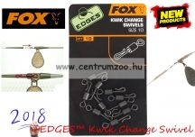 Fox EDGES™ Kwik Change Swivel forgó 10db Size10 (CAC486)