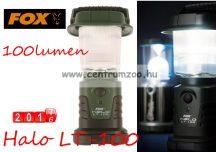 Fox Halo LT-100 Lantern sátor és horgászlámpa 100 lumen (CEI085)