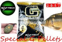 Bait Tech Special G Pellets 4mm etetőpellet 850g (2501242 )
