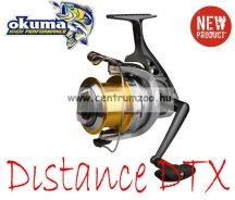 Okuma Distance DTX 80 FD 2+1bb. Alu Spool elsőfékes orsó (42711)