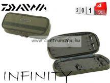 Daiwa Infinity Double Rig Wallet előke tartó táska, szerelékes tárca (18700-010)