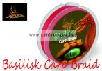 Radical Carp BASILISK CARP BRAID 0,26mm 30lb 350m 13,6kg RED fonott zsinór