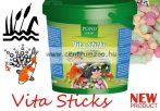 PondZoom VitaSticks - Kerti tavi főeleség extra vitaminnal 1liter (PZ3391)