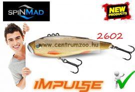 Spinmad Impulse 20g 100mm gyilkos wobbler colours 2702