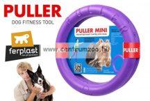 Ferplast Puller Mini - Dog Toy kutya játék húzogató és dobó karika 18x4,7cm 2db (86781099)