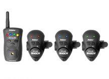Delphin ROLER SHOCK 3+1 Electronic bite indicator (900022601) elektromos kapásjelző szett
