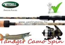 Mitchell Tanager Camo Spin 272 210cm 15/40g pergető bot (1446410)