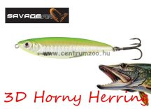 Savage Gear 3D Horny Herring 80 8cm 13g SS 08-Green Flash (53794)