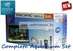 Pacific Complete Aquarium Set 60 LIGHT 54 literes felszerelt akvárium szett - AKCIÓ