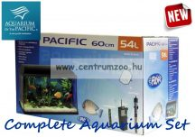 Pacific Complete Aquarium Set 60 LIGHT 54 literes felszerelt akvárium szett (11032) AKCIÓ