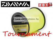 Daiwa Tournament Fluoror Yellow 18lb 0,40mm 740m prémium zsinór (TFMY180)