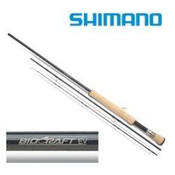 "Shimano bot BIOCRAFT FLY EV 9'6"" #6-8 (3 PCS)(FBEV96683)  műlegyező horgászbot"