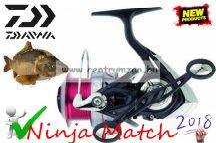 Daiwa Ninja Match 2508DA prémium orsó  (NJM2508DA) (204493)