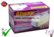 Atman HP-4000 nagy teljesítményű légpumpa 20W 2100l/h (14170)