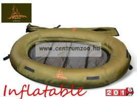 pontymatrac - Radical Carp Inflatable Unhooking Mat Pontymatrac 110*70*14cm (8517024)
