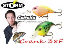 Storm Gomoku Crank 38F 3,8cm 5g fogós wobbler (GC38F)