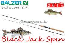 BALZER Black Jack Light Spin pergető bot 2,4m 5-25g (11622240)