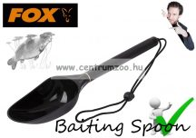 FOX Mini Baiting Spoon & Handle For Carp Fishing etető lapát (CTL002)
