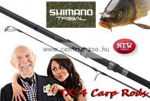 Shimano bot Tribal TX-4 12ft Intensity 3,66cm 3,5+lb bojlis bot (TX412INT) bojlis bot