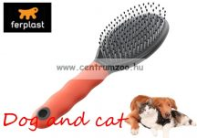 Ferplast Professional Dog & Cat kefe GRO 5931-as kímélő kefe