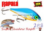 Rapala SSDR16 BGH Super Shadow Rap® Rapala wobbler