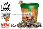 PondZoom Koi VitaPearl - Prémium főeleség koiknak, extra vitaminnal  tavi haltáp 1liter (PZ3476)