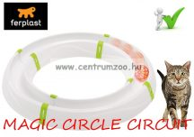 Ferplast MAGIC CIRCLE CIRCUIT Cat Toys a tökéletes cicajáték (85100500)