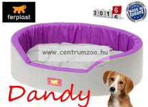 Ferplast Dandy 45 kutya-, cicafekhely 45cm - Purple Dimness