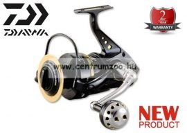 Daiwa Saltiga Z 6500H Dog Fight Super Premium orsó (10305-601)
