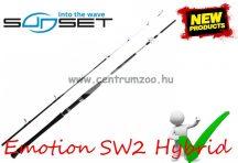 Sunset Emotion SW2 Hybrid  2,4m 250g 2részes bot (STSRE8312240)