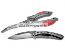 Carp 'N' Carp Premium Fogó és késkészlet (CZ3650)