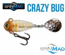 SpinMad Blade Baits gyilkos wobbler CRAZY BUG 6g  2507