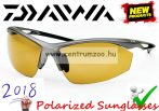 Daiwa Polarized Sunglasses - AMBER LENS 2018 NEW modell (DTPSG4)(209281)