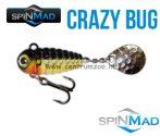 SpinMad Blade Baits gyilkos wobbler CRAZY BUG 6g  2501