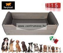 Ferplast DOG BED KUNA 50 szövet-fa prémium fekhely