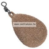 KORDA Textured Flat Pear Swivel 2,5 oz / 70g (TFPS25)