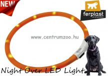 Ferplast Night Over 70 LED Light világító nyakörv  (75189570)