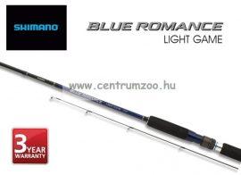 """Shimano bot BLUE ROMANCE L GAME 7'4"""" 223cm (BRLG74310) pergető bot"""