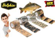 Delphin MILITARY - Álcázó ragasztószalag 5x450cm (197000100)