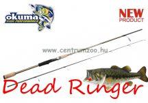 Okuma Dead Ringer 6' 180cm 0-7g Spin - 2sec pergető bot (49352)