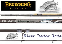 Browning BLACK MAGIC® SLF RIVER FEEDER  4,20m 14' MH 120g feeder bot (12209420)