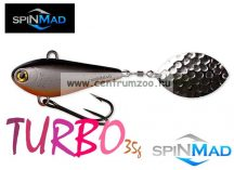SpinMad Tail Spinner gyilkos wobbler TURBO 35g 1002